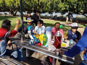 community picnic 16