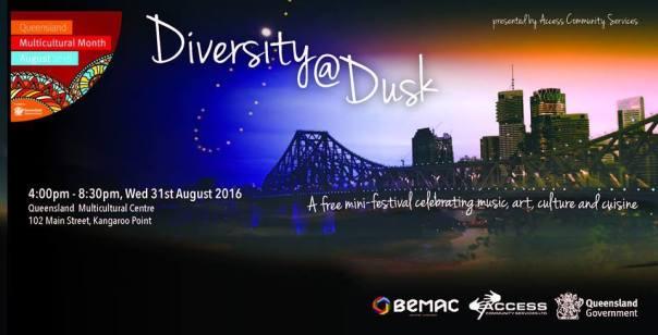 diversity at dusk 2016