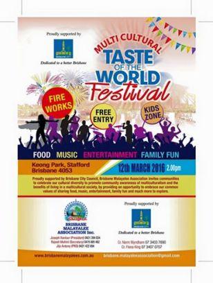 Multicultural World Taste Festival
