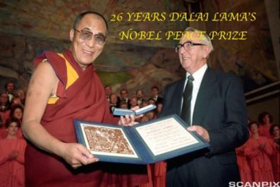 Nobel peace prize day 6