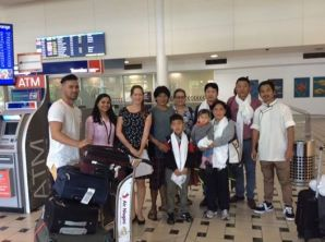 Nyima Samdup Family